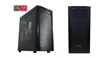 Pc Garage Gaming Corvus Review – Sistem PC pentru uz general, cu tehnologie AMD