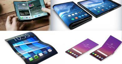Smartphone cu ecran pliabil, câteva semne de întrebare
