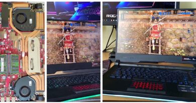 Review ASUS ROG Strix SCAR 15 G532LWS – Laptop de gaming performant, echipat cu cele mai recente tehnologii